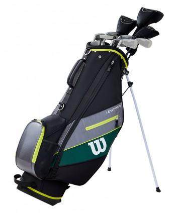 Wilson Mens Matrix Evolve Golf Package Set (Steel/Graphite)