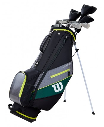Wilson Mens Matrix Evolve Golf Package Set...