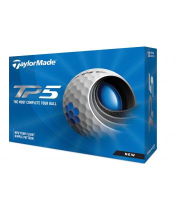 Golfové míčky TaylorMade TP5 (12 ks)