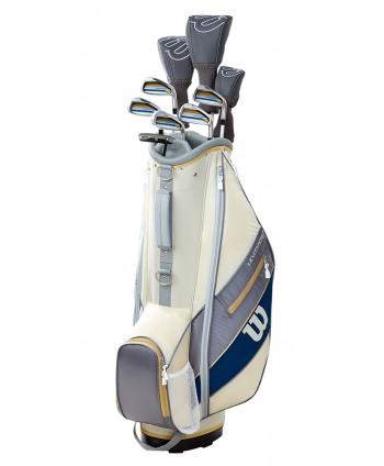 Wilson Ladies Matrix Evolve Golf Package Set (Graphite...