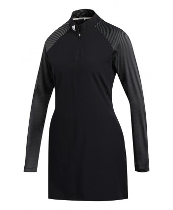 adidas Ladies UPF50 Long Sleeve Dress