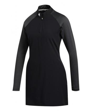 Dámské golfové šaty Adidas UPF50 Long Sleeve