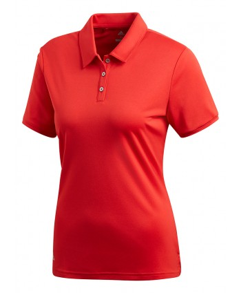 adidas Ladies Tournament Short Sleeve Polo Shirt