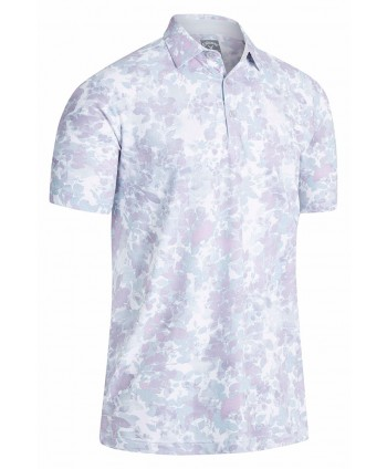Pánské golfové triko Callaway Soft Focus Floral