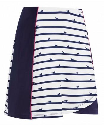 Dámská golfová sukně Callaway Birdie Stripe