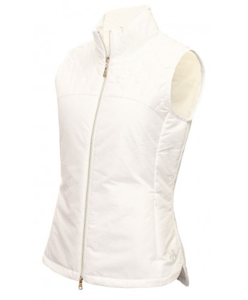 Green Lamb ladies Khloe Quilted Panel Gilet