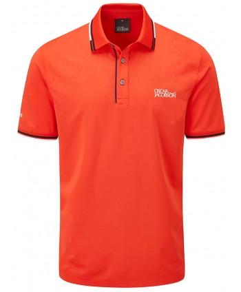 Oscar Jacobson Mens Buxton Polo Shirt