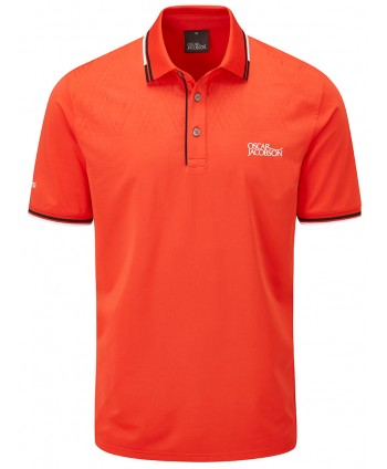 Pánské golfové triko Oscar Jacobson Buxton