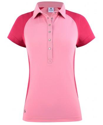 Daily Sports Ladies Zenia Cap Sleeve Polo Shirt