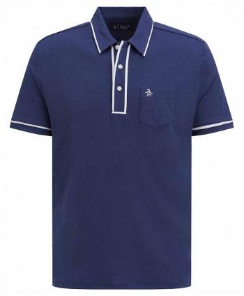 Pánské golfové triko Original Penguin Oxford Texture