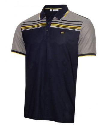 Calvin Klein Mens Nelson Polo Shirt