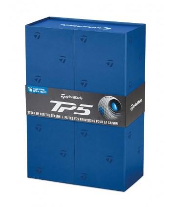 Limitovaná edice - míčky TaylorMade TP5 (48 ks)