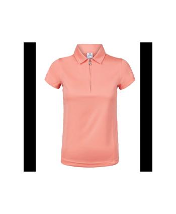Daily Sports Ladies Macy Cap Sleeve Polo Shirt