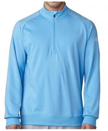 Pánská golfová mikina Adidas Club Quarter Zip