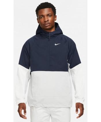 Nike Mens Repel Anorak Golf Jacket
