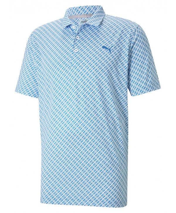 Pánské golfové triko Puma MATTR Leucadia