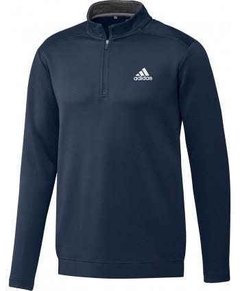 Pánská golfová mikina Adidas Club 1/4 Zip