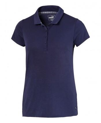 Puma Ladies Fusion Mesh Polo Shirt