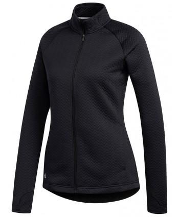 Dámská golfová mikina Adidas Textured