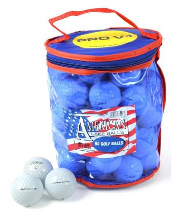 Hrané golfové míčky Titleist Pro V1x (50 ks)