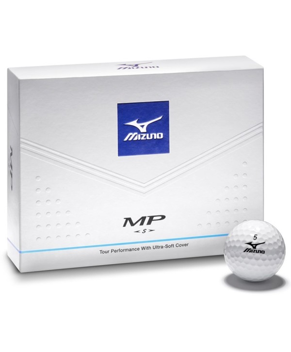 Mizuno MP-S Golf Balls (12 Balls) 2015