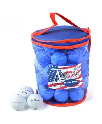 Hrané golfové loptičky Callaway (50 ks)