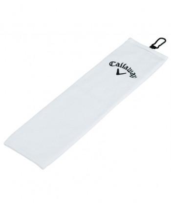 Callaway Cotton Tri-Fold Towel