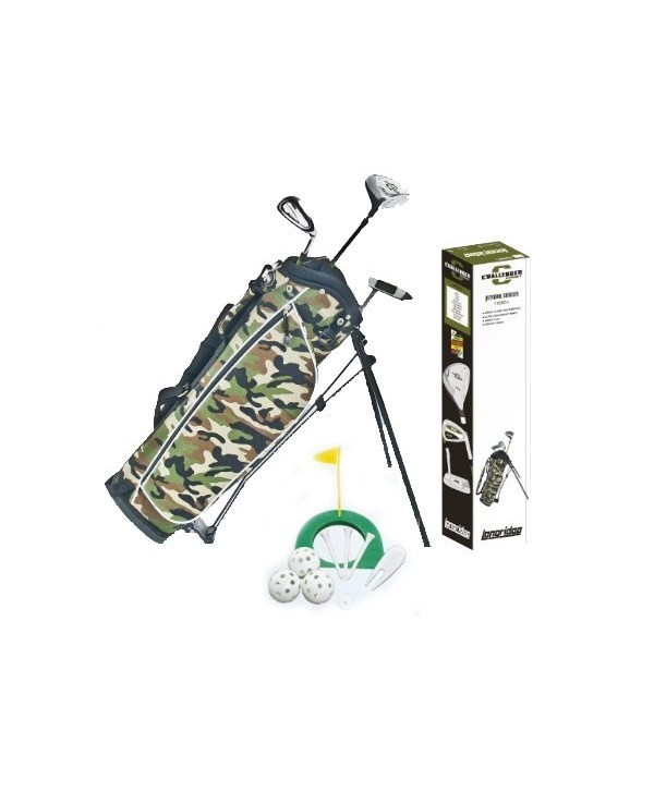 Longridge Challenger Cadet Tots Boys Golf Package Set (3 Year Plus)