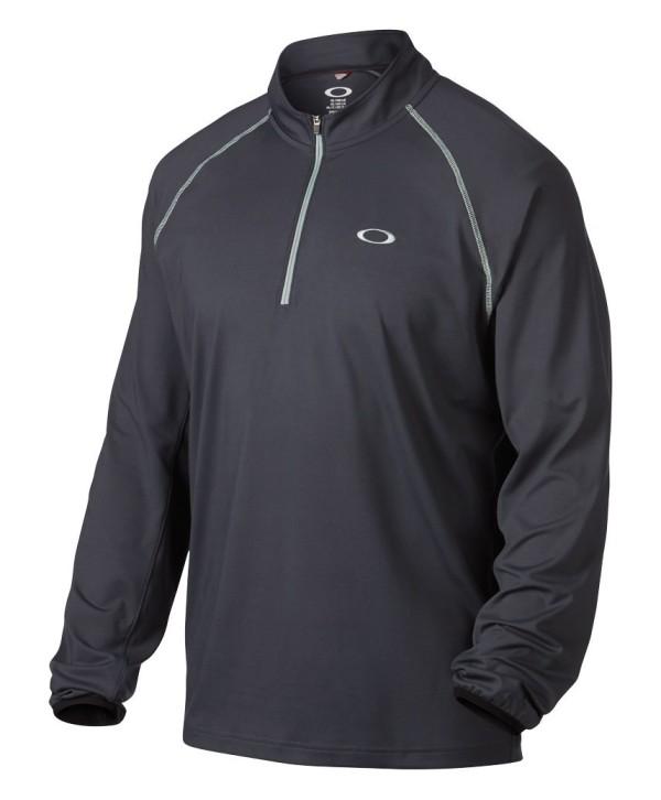 Oakley Mens Theo Quarter Zip Pullover